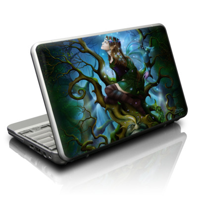 Netbook Skin - Nightshade Fairy