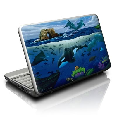 Netbook Skin - Oceans For Youth
