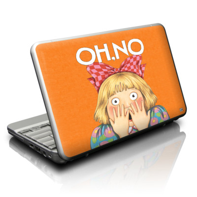 Netbook Skin - Oh No