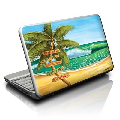 Netbook Skin - Palm Signs