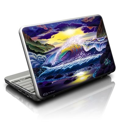 Netbook Skin - Passion Fin