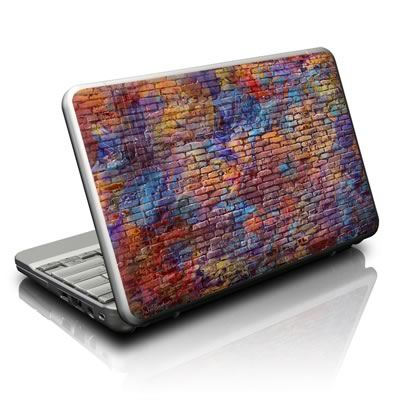 Netbook Skin - Painted Brick