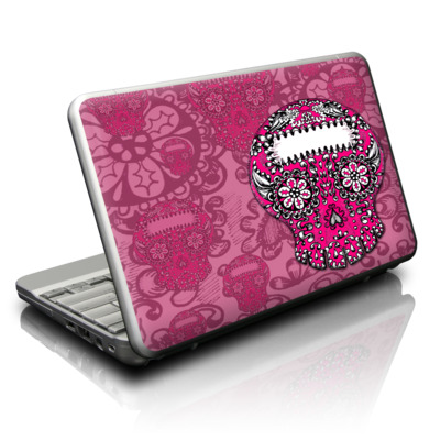 Netbook Skin - Pink Lace