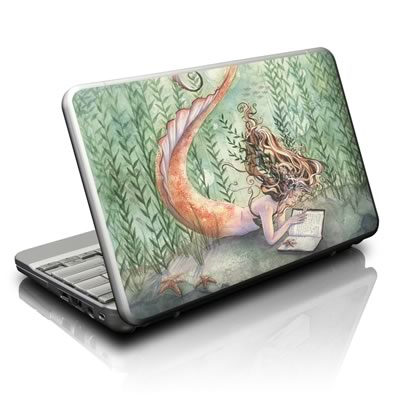 Netbook Skin - Quiet Time