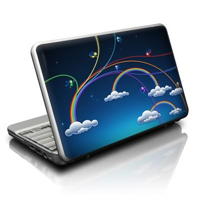 Netbook Skin - Rainbows