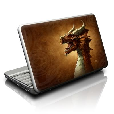 Netbook Skin - Red Dragon