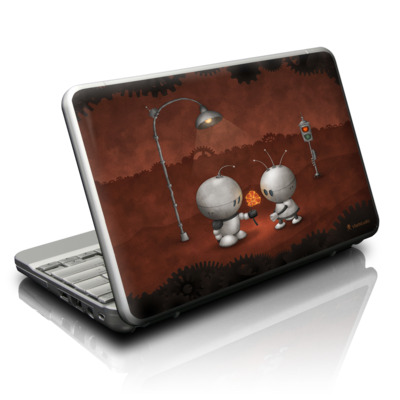 Netbook Skin - Robots In Love