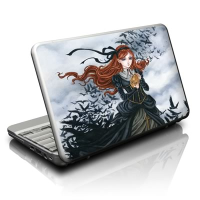 Netbook Skin - Raven's Treasure