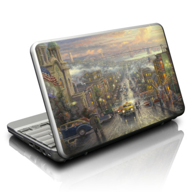 Netbook Skin - Heart of San Francisco