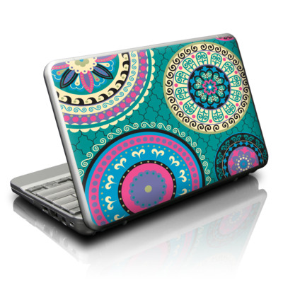 Netbook Skin - Silk Road