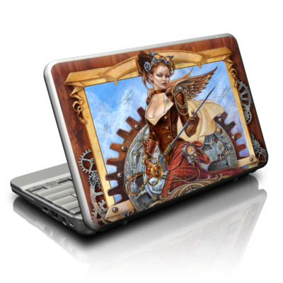Netbook Skin - Steam Jenny