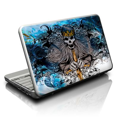 Netbook Skin - Skeleton King