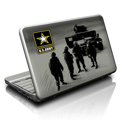 Netbook Skin - Soldiers All