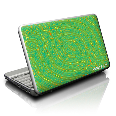 Netbook Skin - Speckle Contours