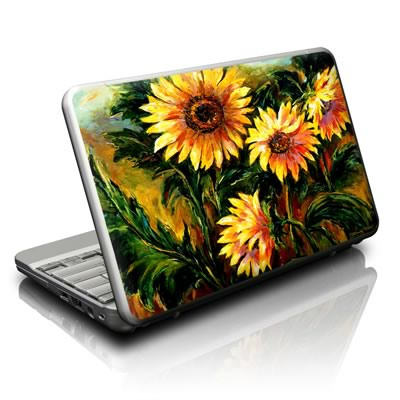 Netbook Skin - Sunflower Sunshine