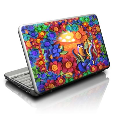 Netbook Skin - Summerbird