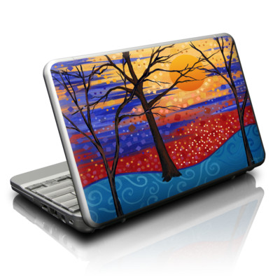 Netbook Skin - Sunset Moon
