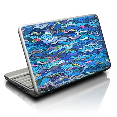Netbook Skin - The Blues