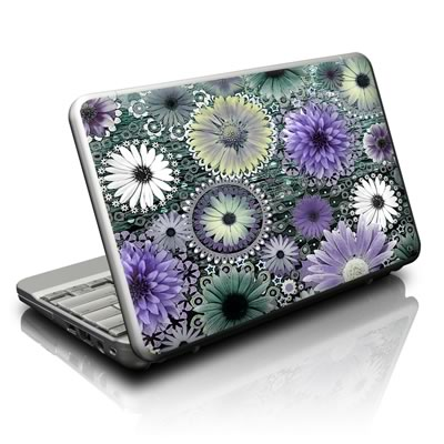 Netbook Skin - Tidal Bloom