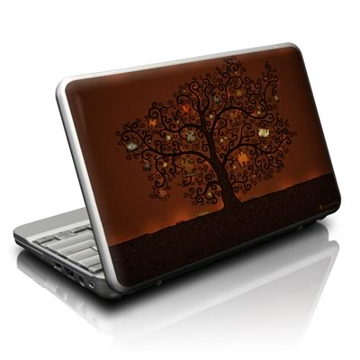 Netbook Skin - Tree Of Books