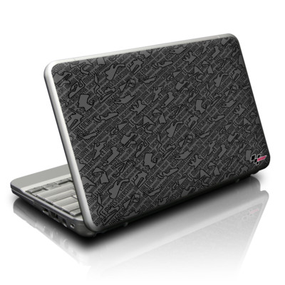 Netbook Skin - Tracked