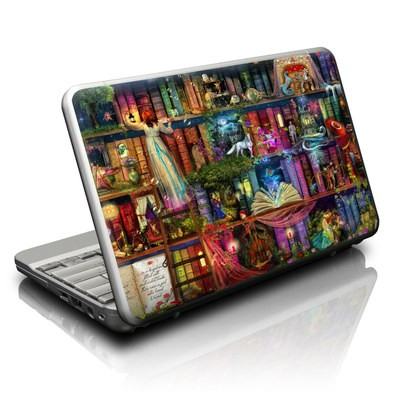 Netbook Skin - Treasure Hunt
