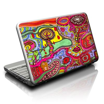 Netbook Skin - The Wall