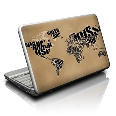 Netbook Skin - Type Map