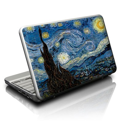 Netbook Skin - Starry Night