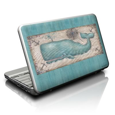 Netbook Skin - Whale Watch