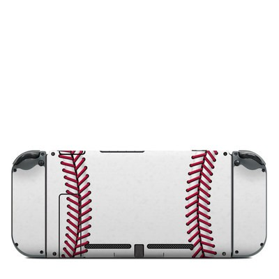 Nintendo Switch (Console Back) Skin - Baseball
