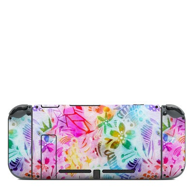 Nintendo Switch (Console Back) Skin - Fairy Dust