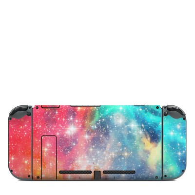 Nintendo Switch (Console Back) Skin - Galactic