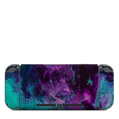 Nintendo Switch (Console Back) Skin - Nebulosity