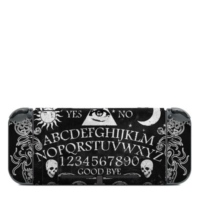 Nintendo Switch (Console Back) Skin - Ouija