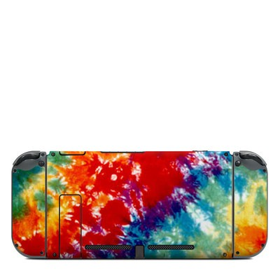 Nintendo Switch (Console Back) Skin - Tie Dyed