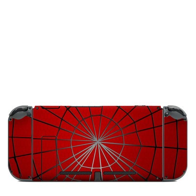 Nintendo Switch (Console Back) Skin - Webslinger