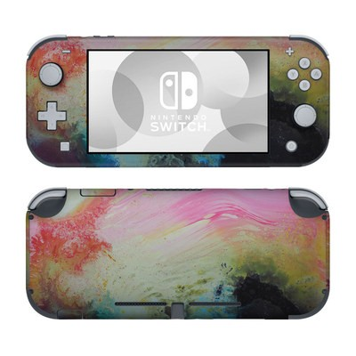 Nintendo Switch Lite Skin - Abrupt