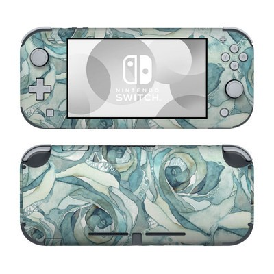 Nintendo Switch Lite Skin - Bloom Beautiful Rose