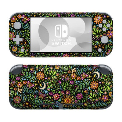 Nintendo Switch Lite Skin - Nature Ditzy