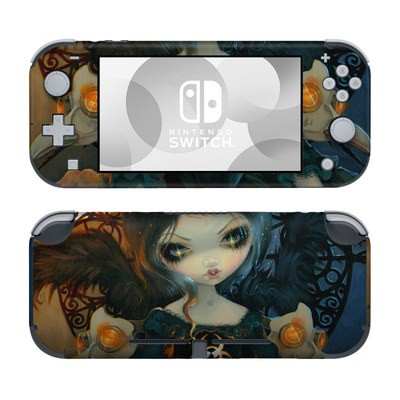 Nintendo Switch Lite Skin - Pestilence