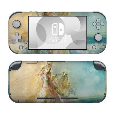 Nintendo Switch Lite Skin - The Shell Maiden