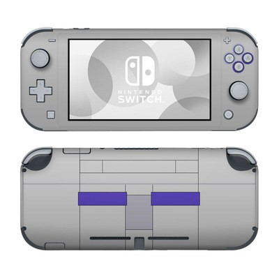 Nintendo Switch Lite Skin - SNES