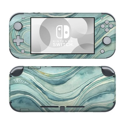 Nintendo Switch Lite Skin - Waves