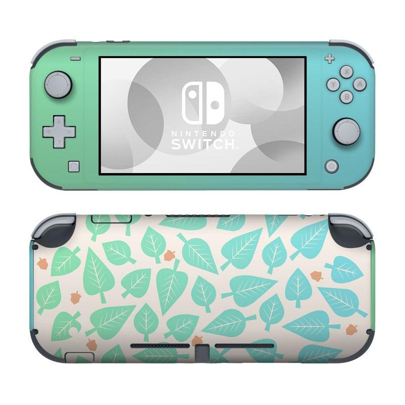 Nintendo Switch Lite Skin Happy Camper By Gaming Decalgirl