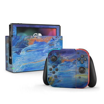 Nintendo Switch Skin - Abyss