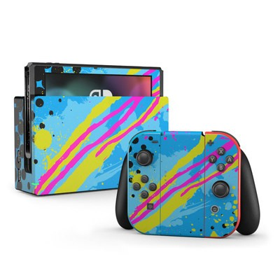 Nintendo Switch Skin - Acid