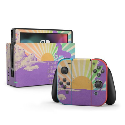 Nintendo Switch Skin - A Friend Recently