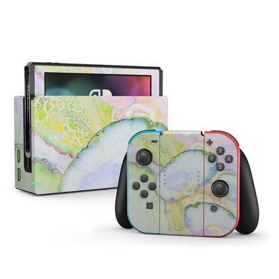 Nintendo Switch Skin - Agate Dreams