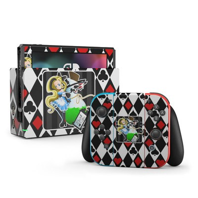 Nintendo Switch Skin - Alice